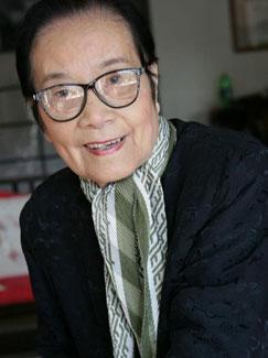 95岁老人的佛学人生——叶曼访谈录_湖南名人网