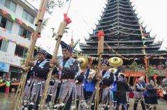 调整都垒文化特色  开发侗寨文化产业