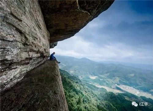 湖南江華:綠水青山就是金山銀山