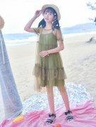 时尚精美纱裙连衣裙,尽显女神范!