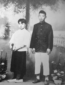 陈毅安:收到无字信时祖母失声痛哭_湖南名人网